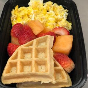 HP Waffle and eggs 4U