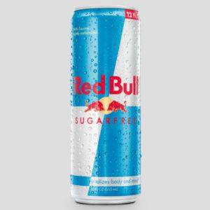 Redbull (Sugar-free) 8.4 oz